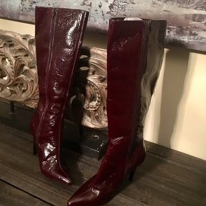 Nine West 6M Calf Knee High Boots